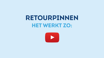 retourpinnen video